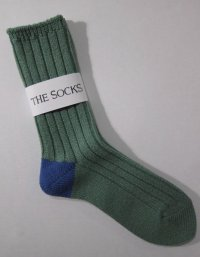 THE SOCKS WOOL-RIB