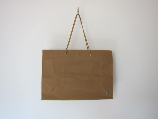 画像1: who what PAPER BAG MODEL
