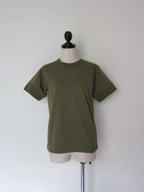 画像1: masao shimizu スラッシュTシャツ