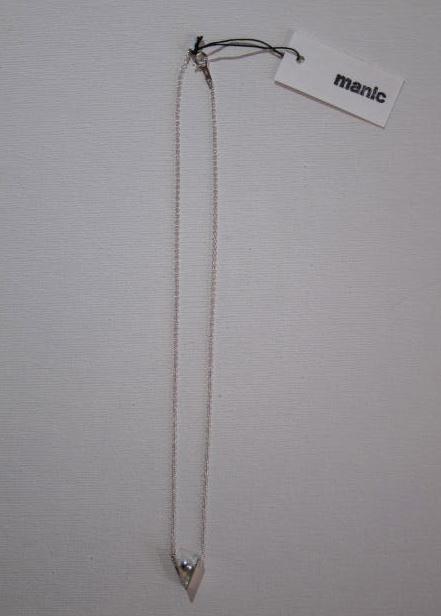 画像2: manic  hold neck lace