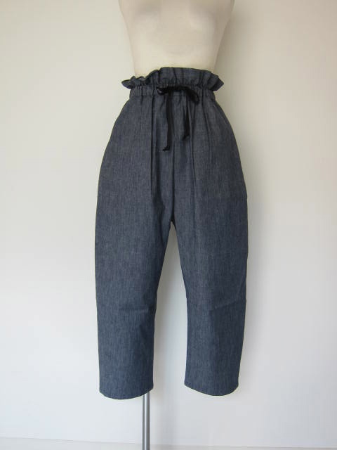 画像1: NATSUMI ZAMA Penguin Pants