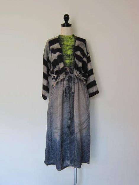 画像1: ANNTIAN SIMPLE DRESS