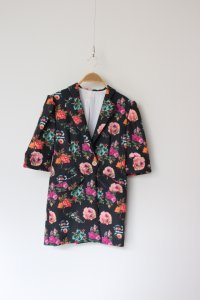 DECO depuis 1985 flower tight jacket