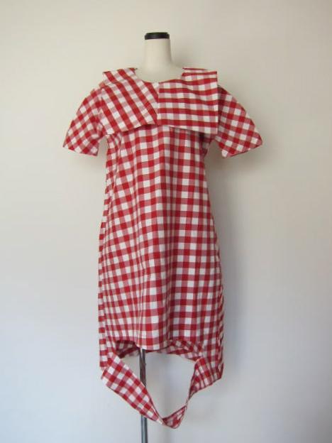画像1: 30%OFF nancystellasoto cutout dress