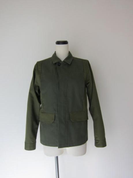 画像1: masao shimizu フラップF2ジャケット