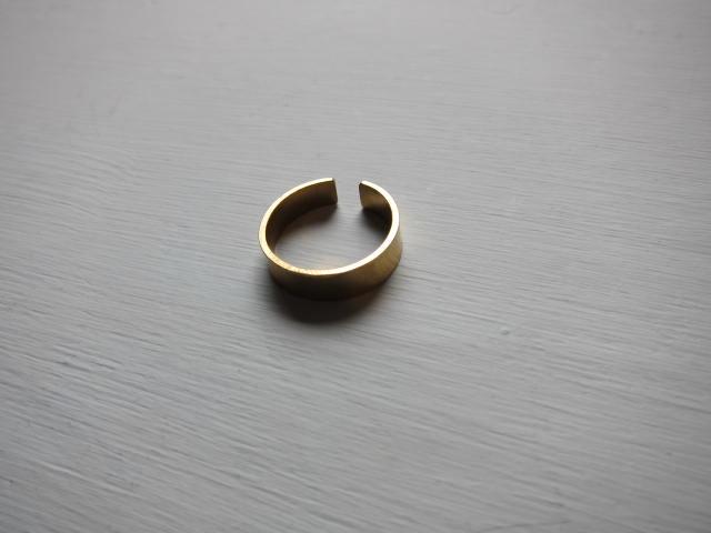 画像1: manic  wrap ring