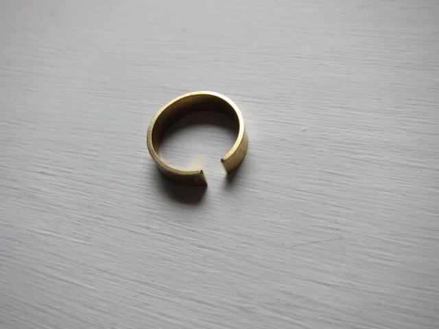 画像2: manic  wrap ring