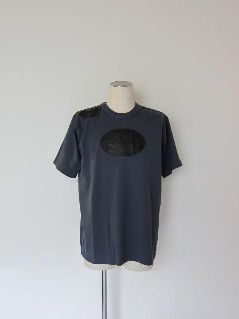 画像1: masao shimizu パッチTシャツ
