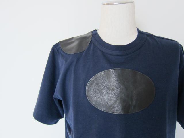 画像2: masao shimizu パッチTシャツ