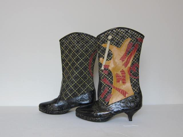 画像1: JENNY FAX boots
