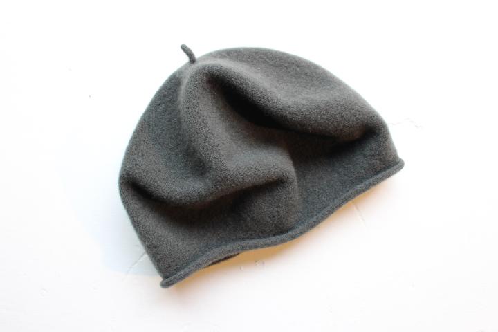 画像1: RAKUDA  Lamb beret classic