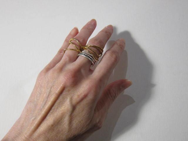 画像3: manic ring