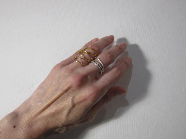 画像2: manic ring
