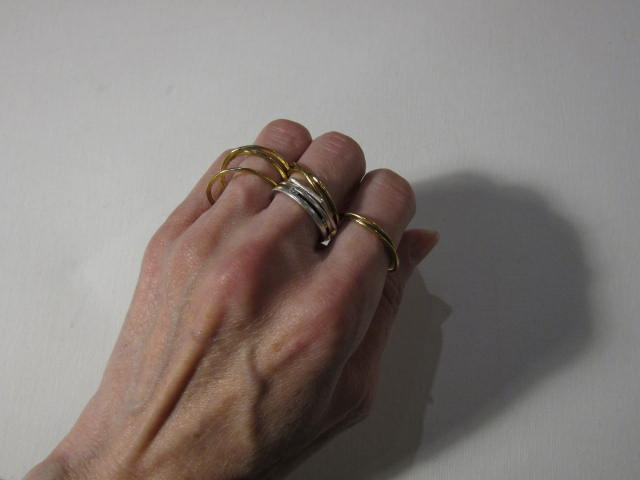 画像4: manic ring