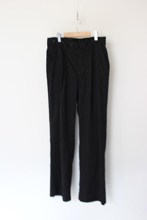 """画像1: KLASICA """"GRIOTTE-LIP""""2tucked wide pants"""